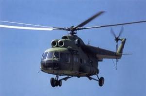 На границе с Крымом пограничники зафиксировали российские вертолеты