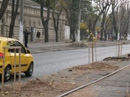 Одесских активистов хотят оштрафовать за озеленение города