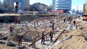 В Николаеве строят многоэтажку без разрешения ГАСКа - общественники