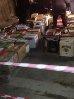 В Одесской области правоохранители уничтожили 4 тысячи литров алкоголя