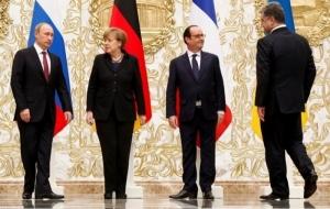 Нормандский формат означает мощную мировую проукраинскую коалицию - президент