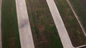 На восстановление взлетной полосы донецкого аэропорта нужно не меньше месяца - Генштаб