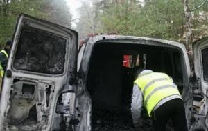 В Запорожской области неизвестные обстреляли автомобиль инкассаторов