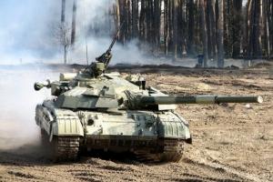 Боевики подтянули гаубицы к Углегорску, возле Тореза танки - разведка