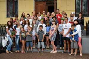 45 детей участников АТО из Николаевской области оздоровятся в Хорватии