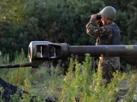 В Луганской области за сутки были ранены шесть украинских военных