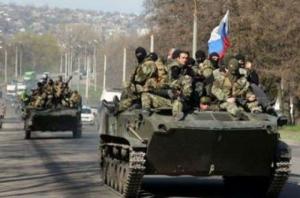 В нескольких районах Донецка отмечается скрытая переброска артиллерийских систем террористов