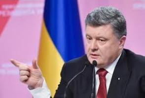 Порошенко подписал закон об определении даты начала временной оккупации Крыма