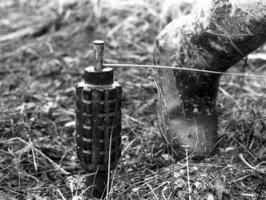 На Луганщине на «растяжке» снова подорвался украинский военный