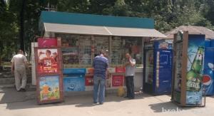 В Одессе исполком демонтировал более 500 МАФов