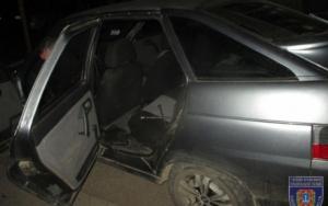 Житель Одесской области, запертый похитителями в багажнике собственной машины, спасся чудом
