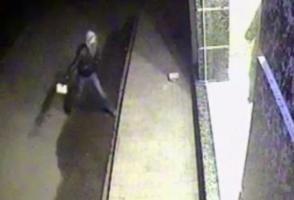В Херсоне камера видеонаблюдения «застукала» продолжателей дела Бонни и Клайда