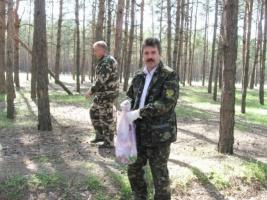 Представители николаевского лесхоза игнорируют судебные заседание по «Маяку»