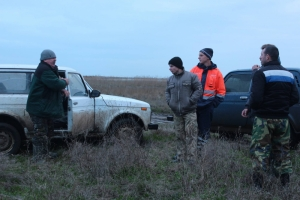 Директор национального парка в Одесской области задержал браконьеров