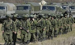 Около 41,6 тыс. российских военнослужащих переброшены к границам с Украиной.