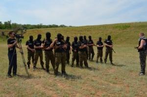 В Одесской области появилась штурмовая бригада милиции