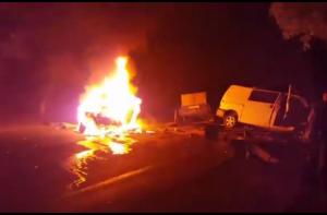 Под Одессой в результате ДТП погибли водитель и двое пассажиров такси