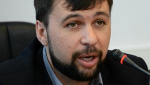 Главарь «ДНР» уверяет, что миротворцы помогут прекратить войну на Донбассе