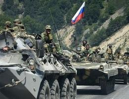 К украинской границе приближаются российские войска