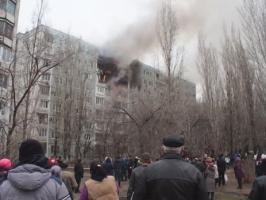 В Волгограде взрывом в жилом доме разрушено 36 квартир