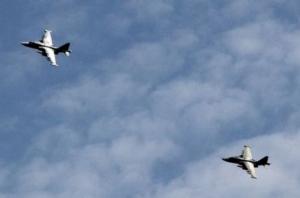 НАТО берет под контроль воздушное пространство Украины