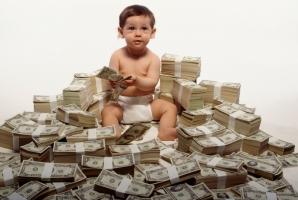 В нищей Херсонской области - 41 миллионер