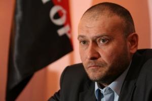 На Донбассе получил ранение лидер «Правого сектора» Дмитрий Ярош