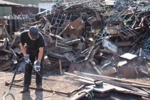 В Одессе проверят законность работы пунктов металлолома