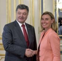 Президент обсудил с Министром иностранных дел Италии перспективы международной поддержки Украины