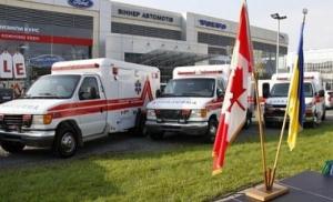 Канада предоставит Украине 16 мобильных госпиталей