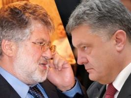 Коломойский заблокировал все счета Порошенко – обиделся за выговор