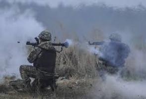 Боевики в темное время суток 5 раз обстреляли позиции сил АТО