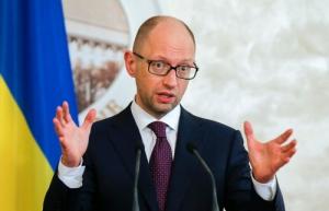 Яценюк просит Европу заблокировать российский газопровод «Северный поток – 2»