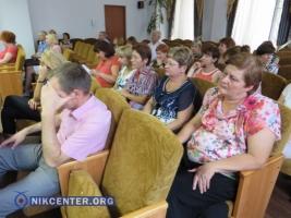 В Николаеве представили новых судей из Луганской области