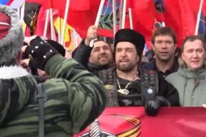 Пока в Киеве проходит Марш Достоинства, в центре Москвы закончился митинг движения «Антимайдан»