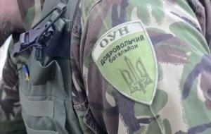 Милиция обыскала склад добровольческого батальона
