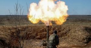 Сутки в зоне АТО: боевики вели огонь по украинским позициям из минометов и зенитных установок