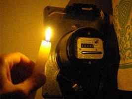 В Украине 102 населенных пункта остаются без света, в том числе 31 в Николаевской области