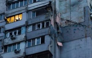 Снаряд попал в жилой дом в Донецке – двое погибших