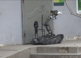 В Одессе взрывотехники «обезвредили» детские кроссовки