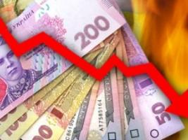 Нацбанк Украины укрепил гривну до 24,82 за доллар