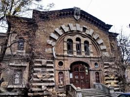 Одесский благотворительный фонд даст 100 тыс. грн. за проект восстановления Масонского дома