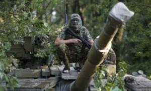За ночь боевики 9 раз обстреляли позиции украинских военных