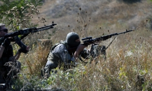За сутки в зоне АТО погибли двое украинских военных, восемь - ранены