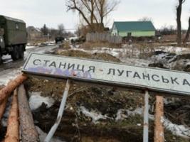 Из-за обстрелов 12 тыс. жителей Луганской области остались без воды, света и связи
