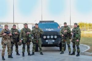 В Украине завершился первый этап создания нового спецназа КОРД