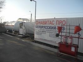 В Николаеве за самострой и эксплуатацию автогазозаправочных пунктов нарушителя оштрафовали на 2,4 млн. гривен