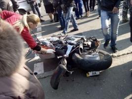 Родственники мотоциклиста, погибшего в ДТП в Одессе, ищут свидетелей трагедии