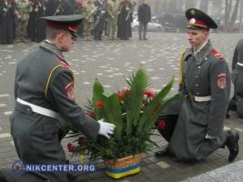 Одесситы отметили день рождения Тараса Шевченко возложением цветов