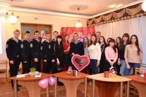 Накануне Дня Святого Валентина херсонцы ходили на свидание среди книг